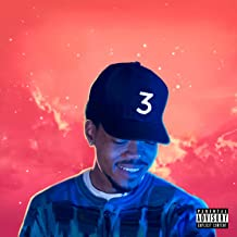 coloring book chance the rapper album cover