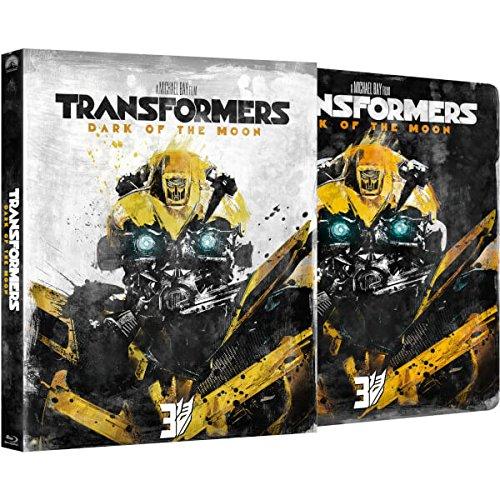 Transformers: Dark Of The Moon - Zavvi Exclusive Limited Full Slip Edition Steelbook, Blu-ray mit deutschem Ton, nur 1.000 Stück, Regionfree, Uncut,