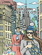 Coloring New York City: 24 Famous New York City sites for you to color! (Volume 1)