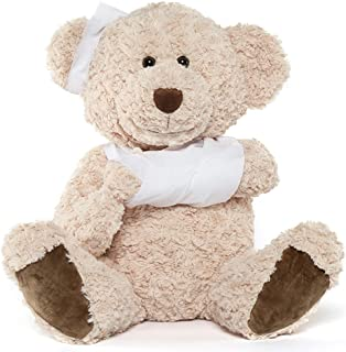 Muiteiur Get Well Soon Teddy Bear Stuffed Animal Big Speedy Recovery Teddy Bear Gifts for Kid Adult After Surgery Soft Ban...