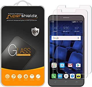 Supershieldz (2 Pack) for Alcatel Pixi 4 LTE (6 inch) (5098S) Tempered Glass Screen Protector, Anti Scratch, Bubble Free