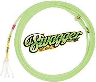CACTUS ROPES Swagger Relentless 4 Strand Heel Rope with CoreTX