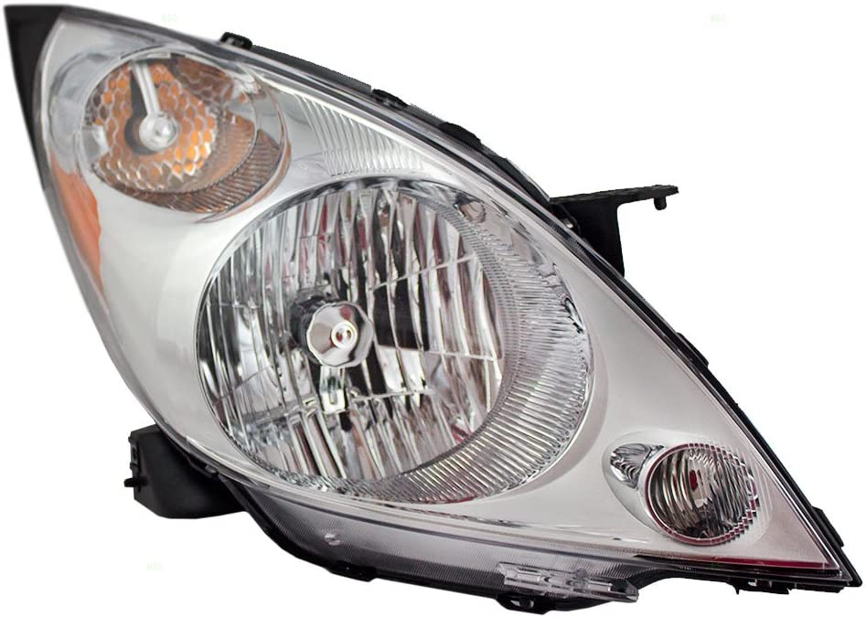 Brock まとめ買い特価 お気に入 Replacement Passenger Headlight Lens 2013 Compatible with