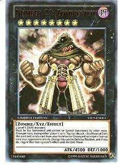 Yu-Gi-OH NUMBER 74 MASTER OF BLADES NUMH-EN032  SECRET RARE.ENGLISCH NM 1.ED