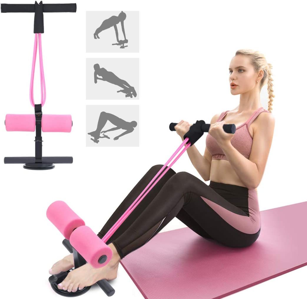 Tikaton Dealing full price reduction Sit Up Industry No. 1 Bar with Si Portable Adjustable Bands Resistance