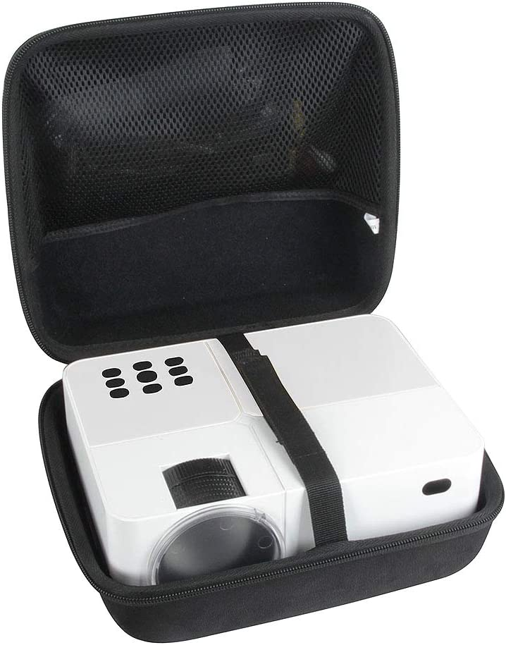 Hermitshell Hard Travel Case for BOMAKER 5000Lux Portable Outdoor Movie Projector