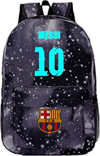 Cofficialbag Barcelona FC Backpack - 10 Messi Backpack...