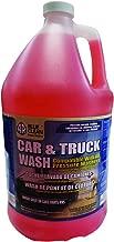 AR Annovi Reverberi ARCTW04 Pressure Washer Detergent, 1 Gallon, Red
