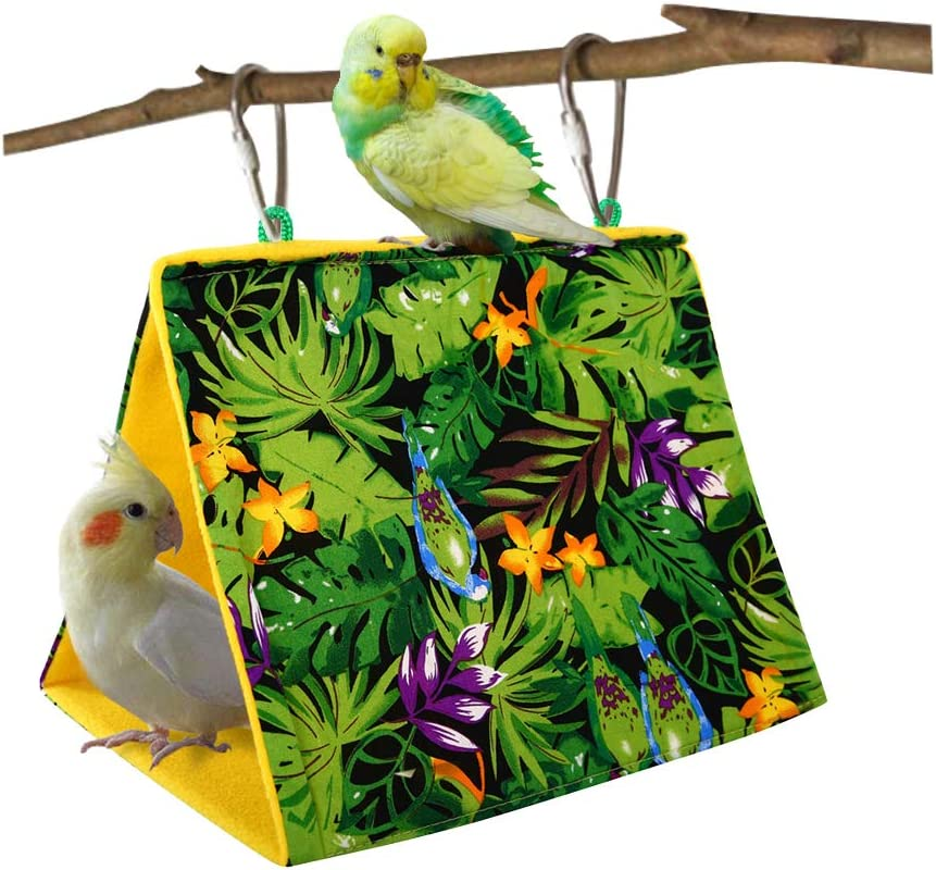 Dallas Mall KAMA BRIDAL Sale SALE% OFF Bird Nest Hanging Cage Ha for Tent Parrot Pets Small