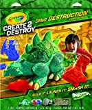 Crayola Create 2 Destroy Dino Destruction Stomping Mall