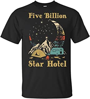 five billion star hotel shirt