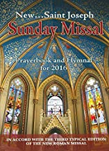 St. Joseph Sunday Missal and Hymnal for 2016