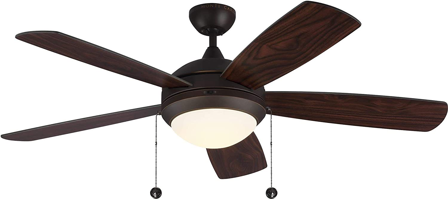 Monte Carlo 5DIC52RBD-V1 Discus Classic with Fan Ranking TOP16 Ceiling 52