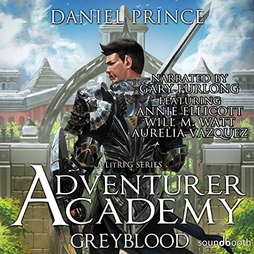 Adventurer Academy cover art