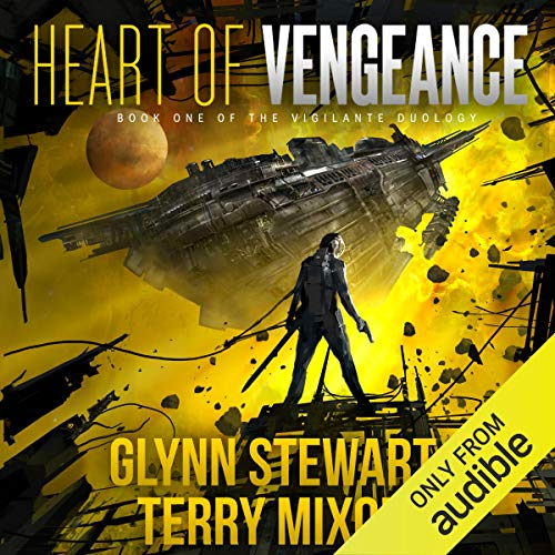 Heart of Vengeance cover art