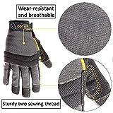 Immagine 1 cotop guanti da lavoro meccanico