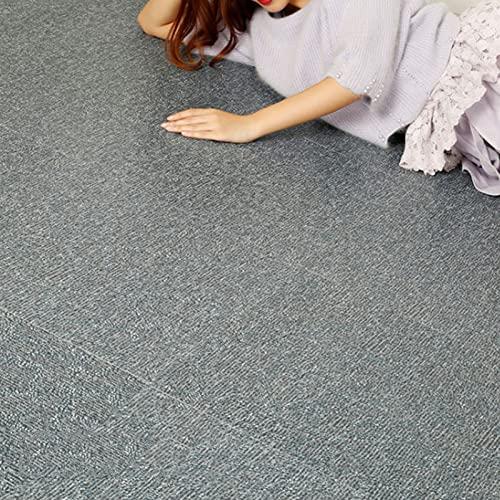 Pele y pegue el piso de vinilo, adhesivo de imitación para piso de alfombra, adhesivo de piso de baldosas resistente al agua y al desgaste, utilizado para la renovación del piso de la cocina, la sal
