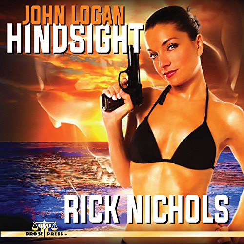 John Logan: Hindsight audiobook cover art