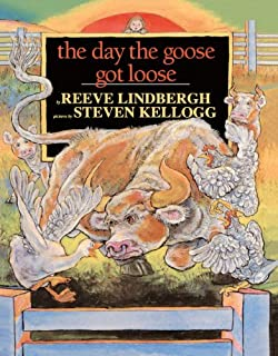 The Day The Goose Got Loose (Turtleback School & Library Binding Edition)