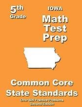 Iowa 5th Grade Math Test Prep: Common Core Learning Standards