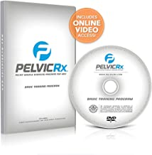PelvicRx Kegel Exercise Program for Men | Recovery Post Prostate Surgery & Prostatectomy | Physical Therapy for Prostate Health & ED | Treat Incontinence & Improve Bowel Control Naturally w/o Meds
