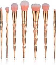 STELLAIRE CHERN 7 Pieces Professional Makeup Brush Set Cosmetic Brushes Kit