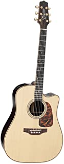 Guitarra takamine dreadnought cutaway electro