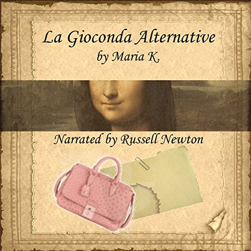 La Gioconda Alternative audiobook cover art