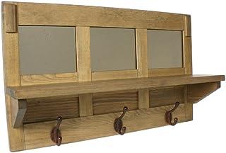 Amazon.es: perchero clasico pared madera
