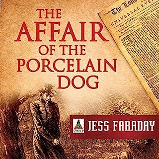 The Affair of the Porcelain Dog audiobook cover art