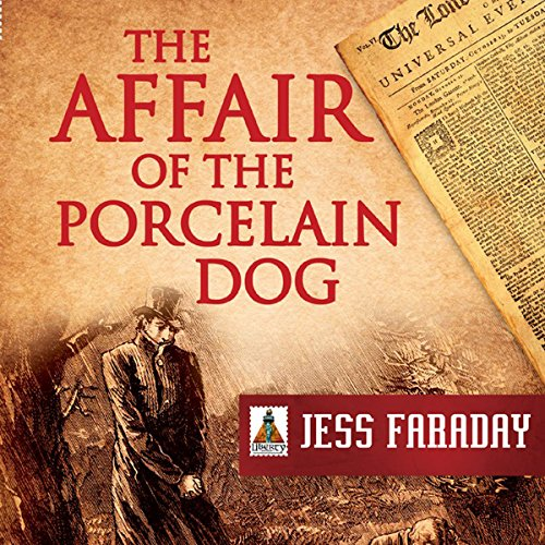 The Affair of the Porcelain Dog cover art