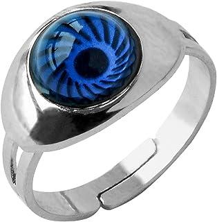 حلقه های آخن مود تغییر رنگ احساس انگشت انگشت را با جعبه هدیه تغییر می دهد