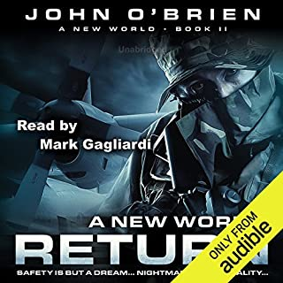 RETURN: A New World audiobook cover art