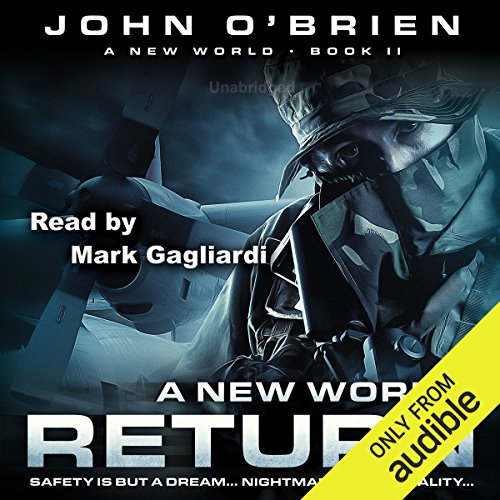 RETURN: A New World cover art
