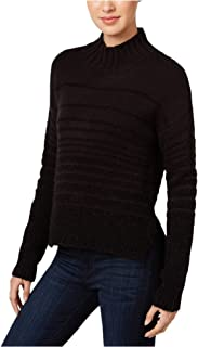 Calvin Klein Jeans 女士漏斗领毛衣