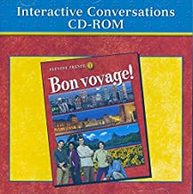 Bon Voyage!: Interactive Conversations CD-ROM (Level 1)