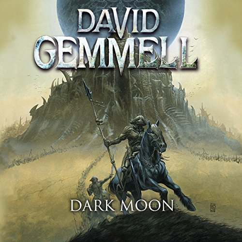 Dark Moon audiobook cover art