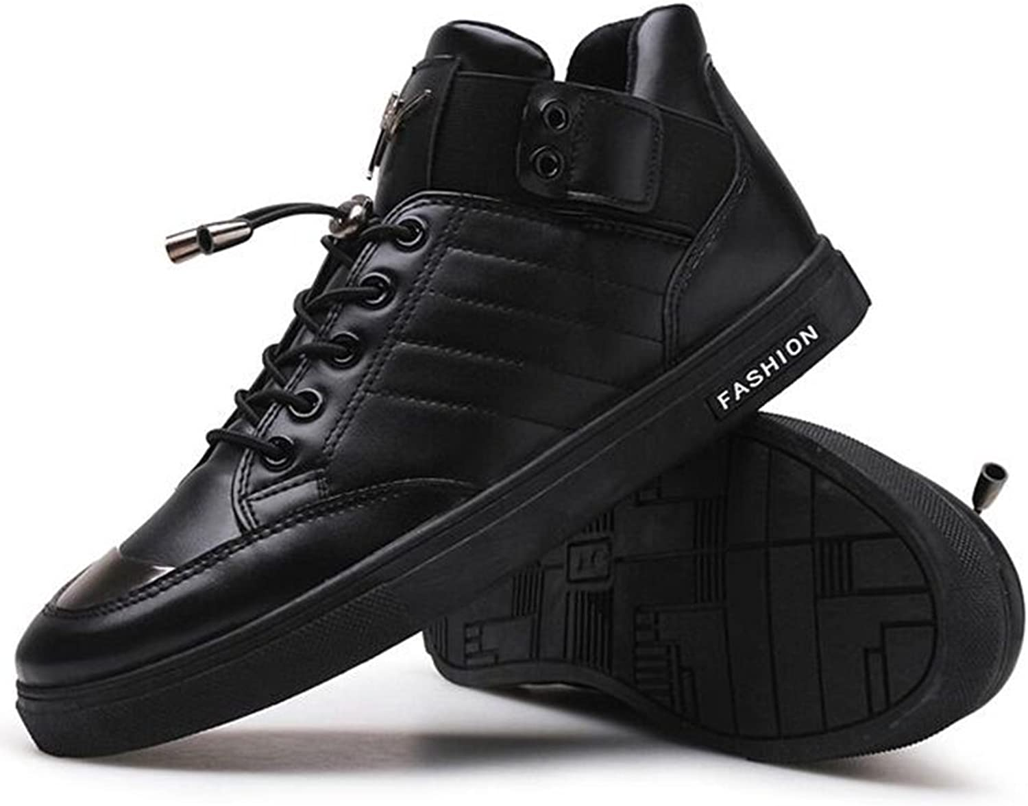 4417efda3bde4 SUN Street Dance Men's shoes Casual shoes shoes shoes Ankle Leather ...