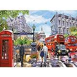 Castorland 2000 el. Spring in London [Puzzle]