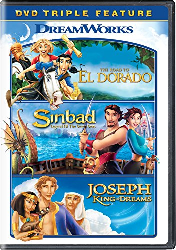 Road To El Dorado / Sinbad: Legend Of Seven Seas [Edizione: Stati Uniti]