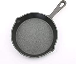 Kitchen Cookware Black Mini Not Sticky Casting Iron Pan Stone Layer Frying Pot Saucepan Small Fried Egg Pot Use Gas and In...