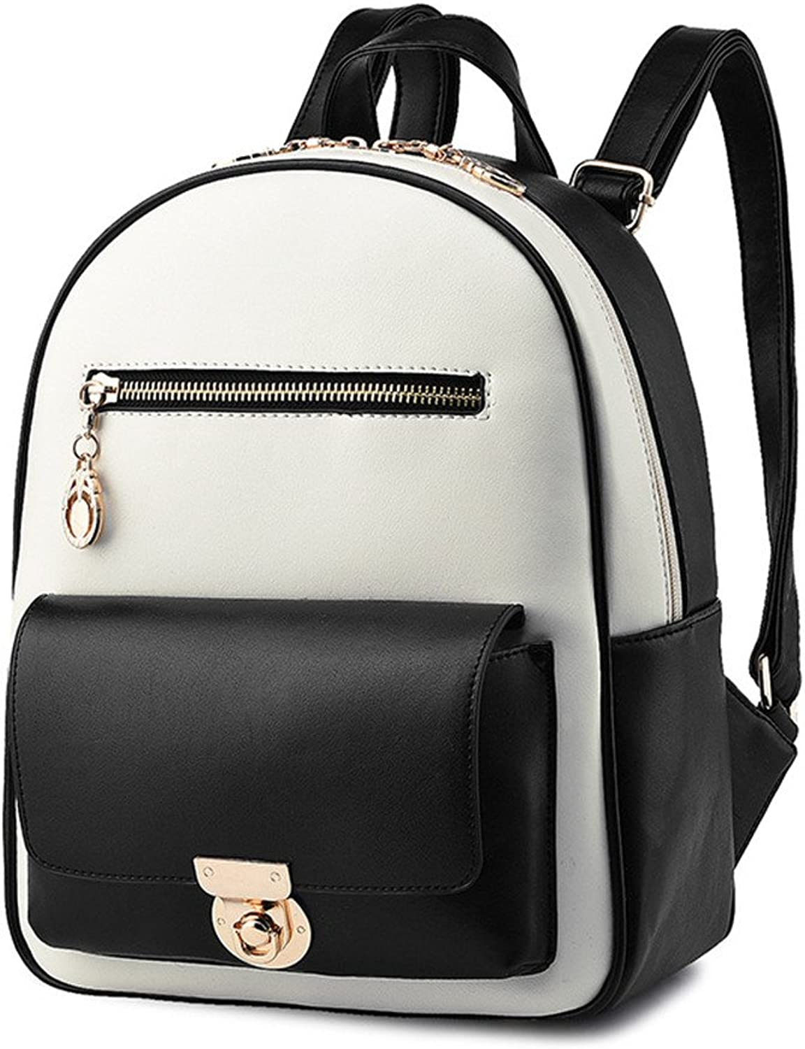 Ms. dual shoulder bags of students' schoolbags mass rucksack Recreation Fashion,A backpack