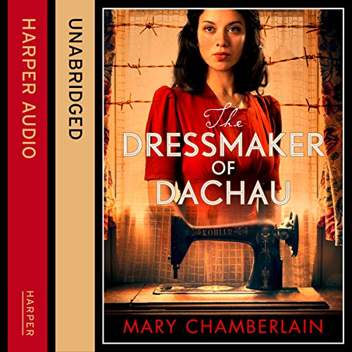 The Dressmaker of Dachau audiobook cover art