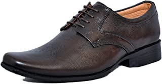 Zoom Mens Shoes Genuine Leather Formal Shoes D-61-Brown Shoes Online