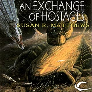 An Exchange of Hostages audiobook cover art