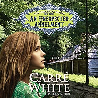 An Unexpected Annulment audiobook cover art