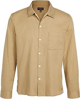 Club Monaco Men's Standard Fit Slid Shirt