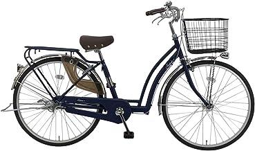 C.Dream(シードリーム) ツバキ オートライト TB61-H 26インチ 自転車 シティサイクル ネイビー 100%組立済み発送