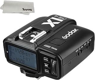 【技適マーク】Godox X1T-F 1/8000s HSS 2.4G フラッシュ リモート トリガトランスミッタ、FUJI カメラ 適用 X-Pro2,X-T20,X-T2,X-T1,X-Pro1,X-T10,X-E1,X-A3,X100F,X100T
