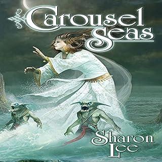 Carousel Seas audiobook cover art